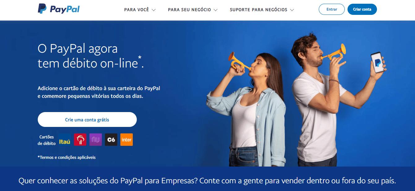 casas de apostas que aceitam PayPal