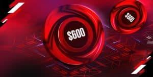 Pokerstars App bonus
