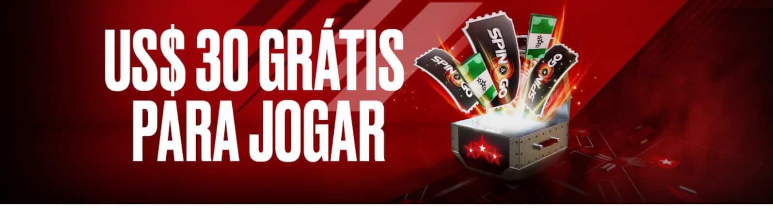 Codigo Bonus PokerStars oferta de boas-vindas 1