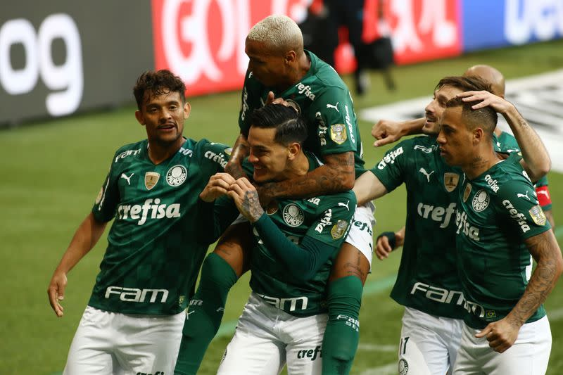 palmeiras apostas libertadores brasil